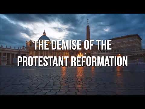 The Protestant Reformation 500 Year Anniversary