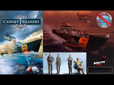 COAST GUARD Gameplay no commentary