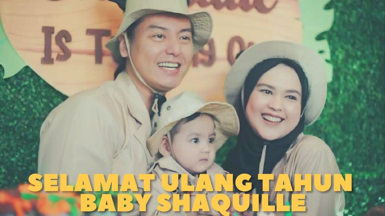 RogerChika - Selamat Ulang Tahun Baby Shaquille Yang Pertama!