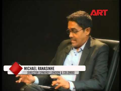 Sri Lanka's First International Corporate Planning Workshop TV Chat Show May 2015 (Part 1)