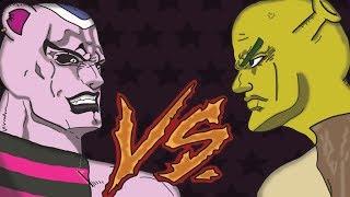 Shrek VS Peanut