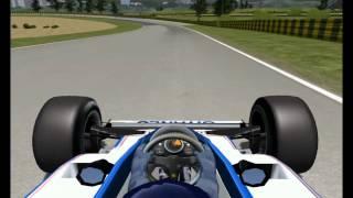 rFactor: F1 1977 - Ligier JS7 - Interlagos (old)