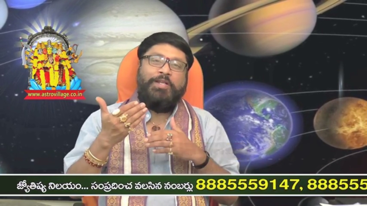 Online astrology in telugu by date of birth
