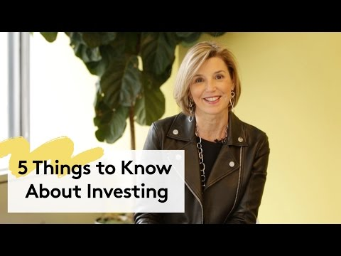 5 Things to Know About Investing With Sallie Krawcheck