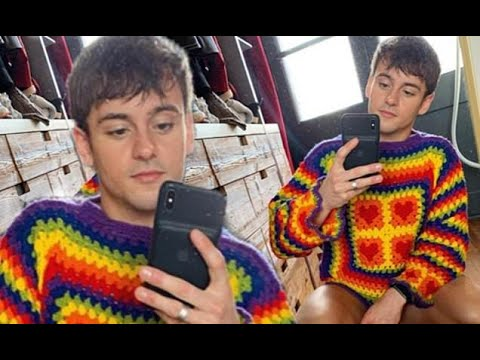 TV star. Lover of crochet. And now after four Olympics, Tom Daley ...