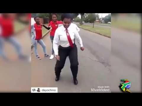 South African High School kids dancing 2017! thumbnail