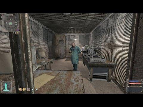 [PC] [25] S.T.A.L.K.E.R. - Тень Чернобыля: Найти документы в лаборатории X 16