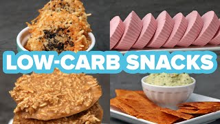 Low-Carb/Keto Friendly Snacks