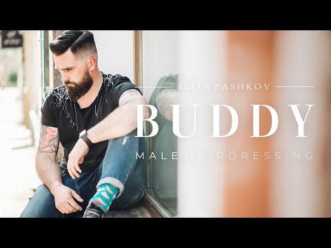 Рекламный контент для Вашей компании «Buddy» Barbershop in Prague Advertising and marketing content