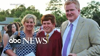 South Carolina lawyer shot months after brutal unsolved murders of wife and son l GMA
