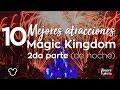 MAGIC KINGDOM 2019 mejores juegos de noche | viaje a Disney orlando 2019 p2