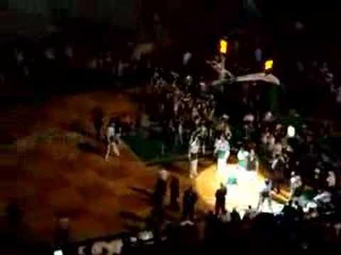 Celtics 2007-08 Intro (KG Scream)