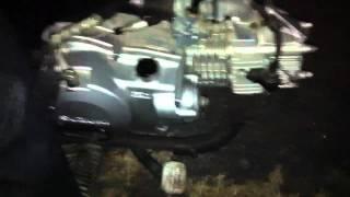 SUZUKI GS50 エンジン音