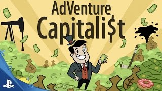 AdVenture Capitalist is the world's greatest capitalism simulator. Start with a humble lemonade stand, and squeeze your way to total fiscal domination!