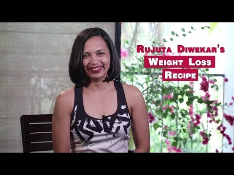 Weight Loss Tips By Rujuta Diwekar | Ideal Meal Plan For Weight Loss | The Healthy Foodie