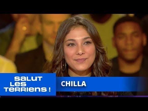 Chilla, la rappeuse féminine et féministe - Salut les Terriens