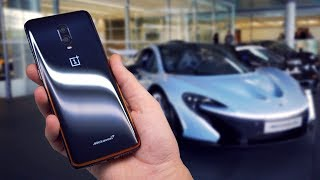 10GB Ram in einem Smartphone? McLaren Edition OnePlus 6T Unboxing! - felixba
