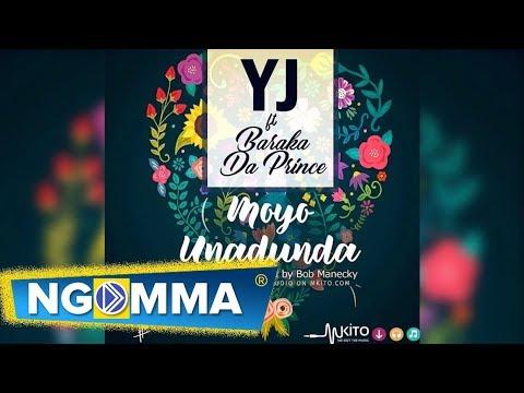 YJ Ft Baraka The prince   UNADUNDA Official Video thumbnail