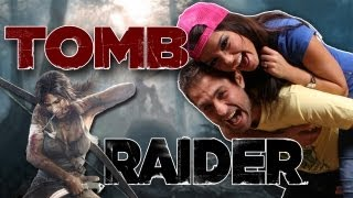 """Tomb Raider """"Xbox 360"""" PILOTE - Select Your Player"""