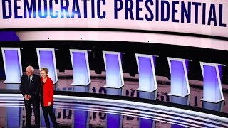 2nd Democratic Debate Pt. 1: Reparations, Race, and the New Green Economy (3/3)