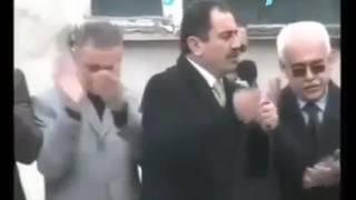 MUHSİN YAZICIOĞLU AĞLATAN KONUŞMASI..