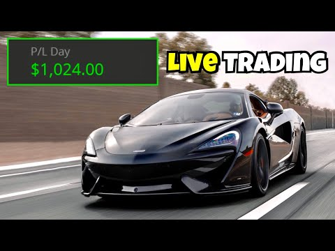 Watch Me Make $1,024 Profit LIVE TRADING STOCKS