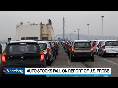 Trump Argues National Security to Back Car Import Tariffs