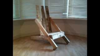 Moorbi Diy Project: Turn A Pallet Into A Chair!