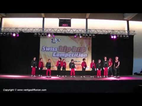 13th Suisse hip hop Competition 2012 Part 3: KIDS DUO + KIDS CREW