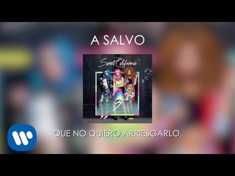 Sweet California - A Salvo (Lyric Video)