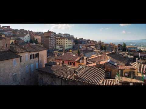 Perugia Drone Video Tour | Expedia