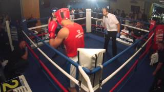 Ultra White Collar Boxing Worcester | Fight 14