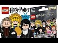 LEGO Harry Potter Minifigures Series 2 - CMF Draft!