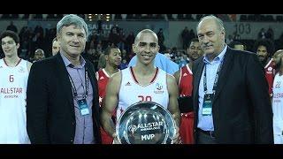 TBL All Star 2015 - Carlos Arroyo Highlight