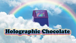 Holographic Rainbow Chocolate Challenge | How To Cook That Ann Reardon
