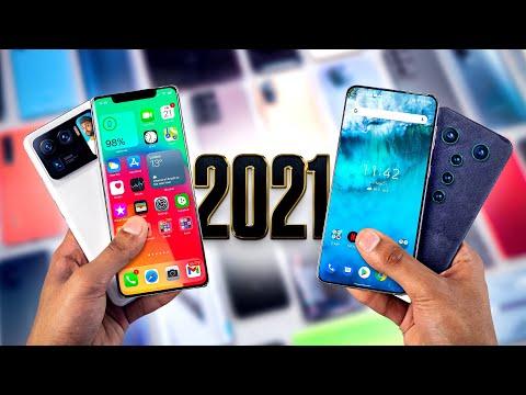 The BEST Smartphones of 2021!