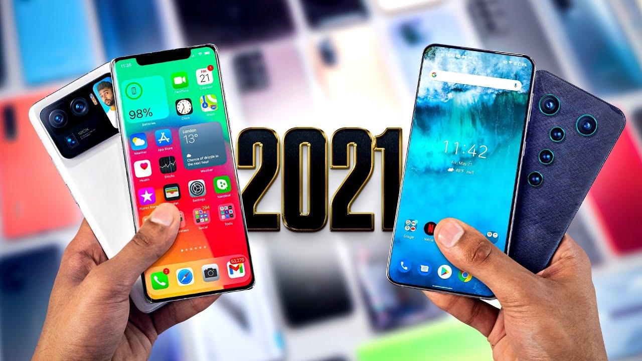 Download The BEST Smartphones of 2021!