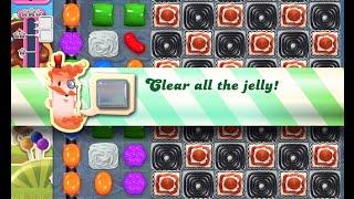 Candy Crush Saga Level 540 walkthrough (no boosters)