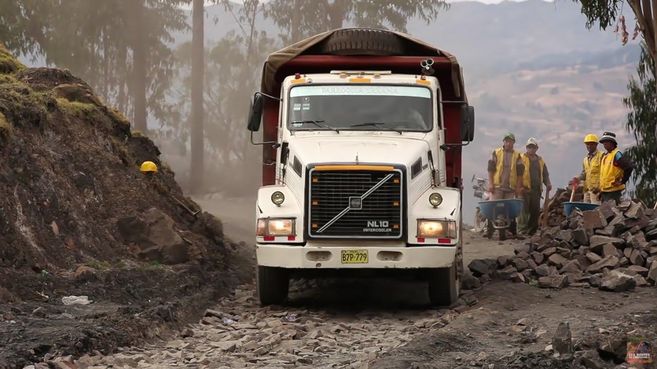 Les routes de l'impossible - Pérou, l'enfer des cimes