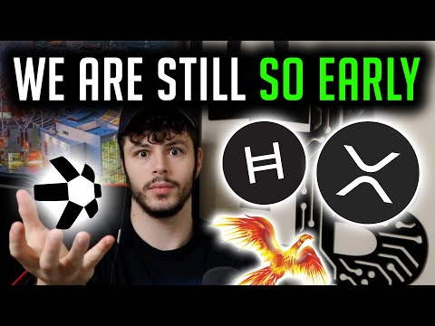 WE ARE EARLY! QNT PUMP, HBAR, RIPPLE XRP NEWS TODAY & MORE