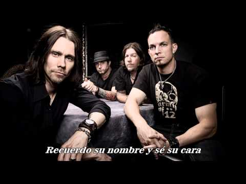 Alter Bridge - Down to my last (Sub español HD)