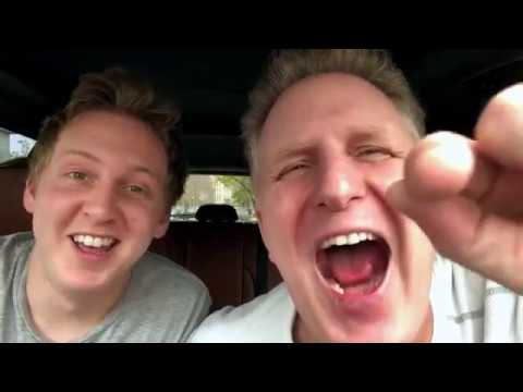Michael Rapaport and Dean Collins SHAME GAME - Johnny Manziel and Mike Stud