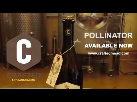 Crafted Artisan Meadery - Pollinator Available!