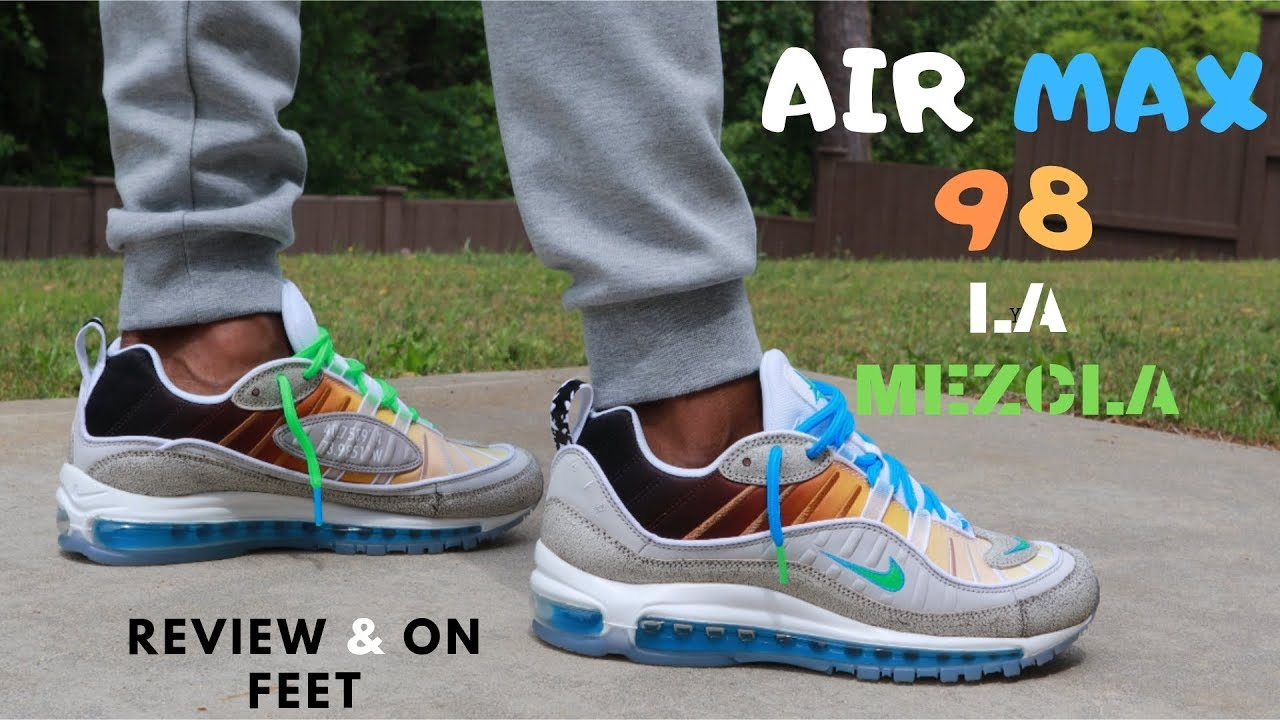 buy popular 18fc1 2db92 NIKE AIR MAX 98