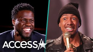 Kevin Hart Gets Even With Nick Cannon After Llama Prank