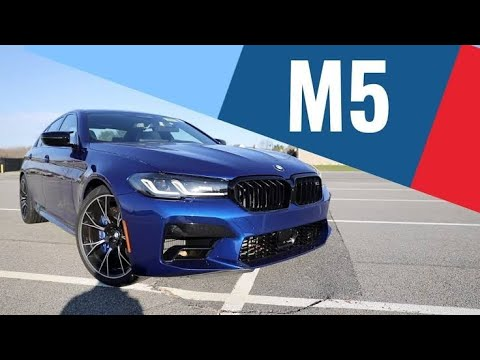 Download 2021 Akrapovic BMW M5 Competition - ULTRA M5 from Ramon Perfomance blue and black 🔥🔥