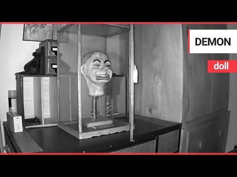Leland Conway - Creepy Footage of WW2 Era Ventriloquist Dummy Appearing To Move On It's Own