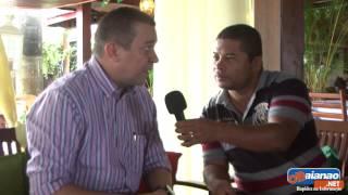 Entrevista com o Deputado Sidelvan e a vereadora Tia Eron de Salvador