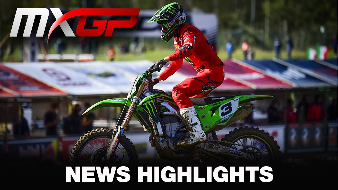 MXGP Citta di Mantova Video Highlights!