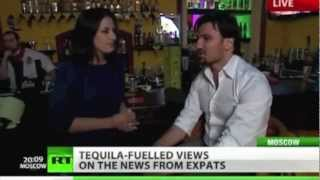 Casa Agave TV - Casa Agave on Russia Today
